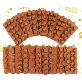 Candy and choclate moulds